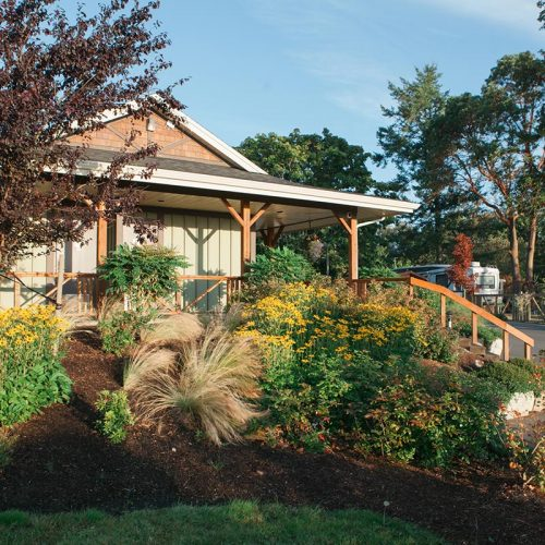 Bald Eagle Landscaping