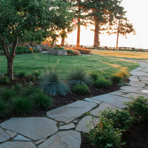 Bald Eagle Landscaping - Garden Pathways